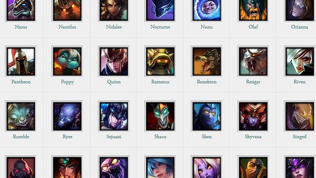 league of legends 3