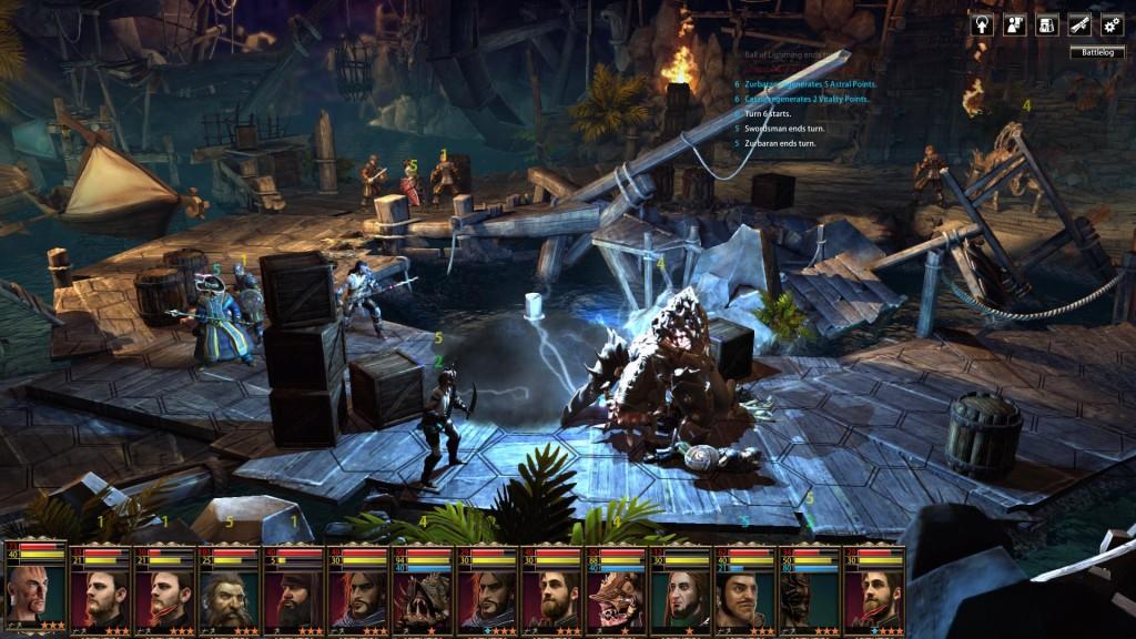 Blackguards 2_gamescom (3)