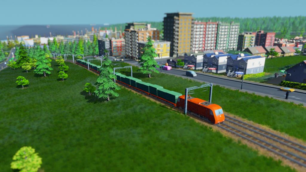 Cities Skylines 7