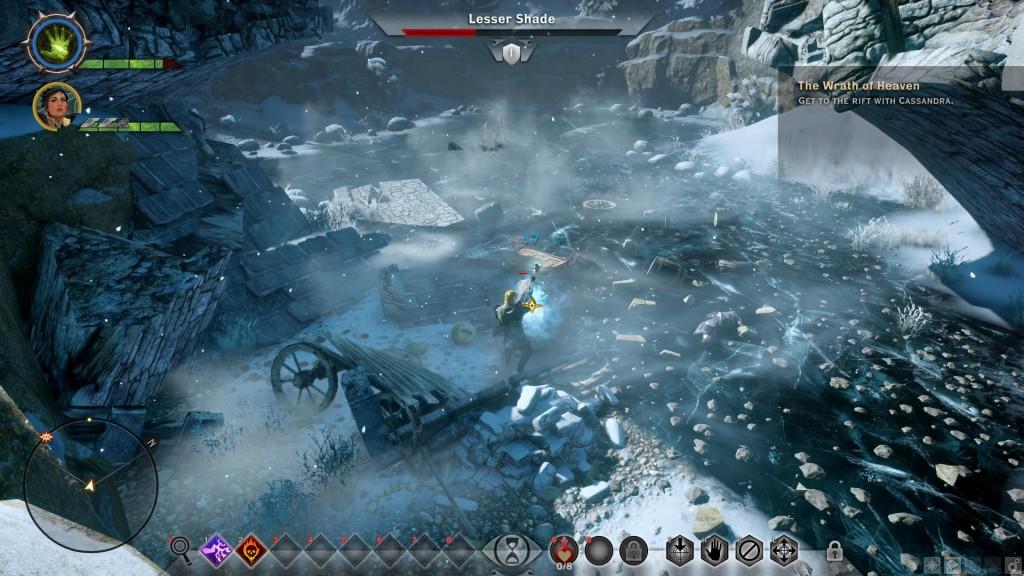Dragon Age Inquisition combat
