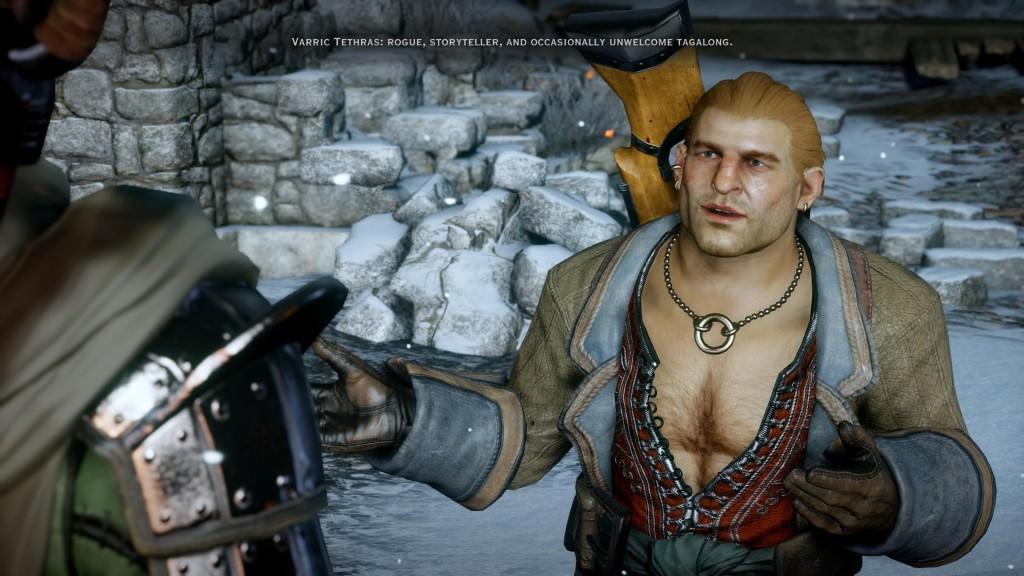 Dragon Age Inquisition diamond nipples