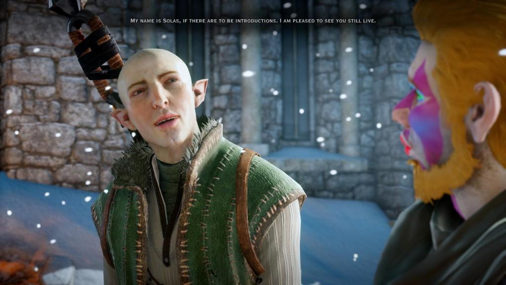 Dragon Age Inquisition richard o brien