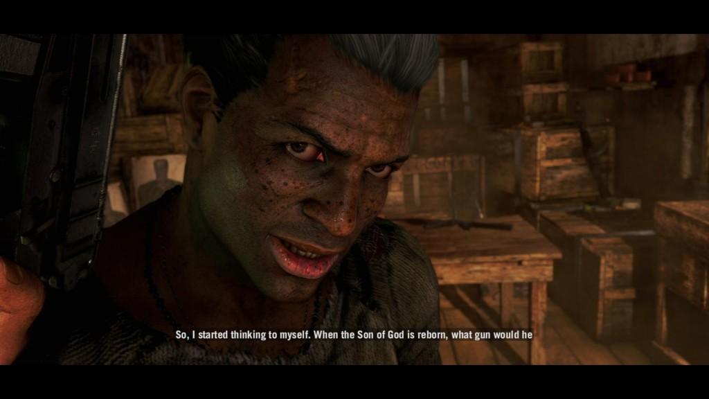 Far Cry 4 Longinus
