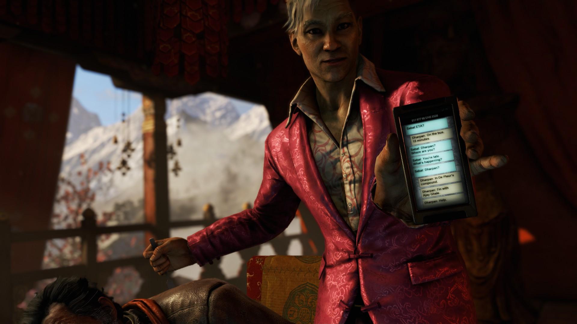 Far Cry 4 Pc Port Impressions