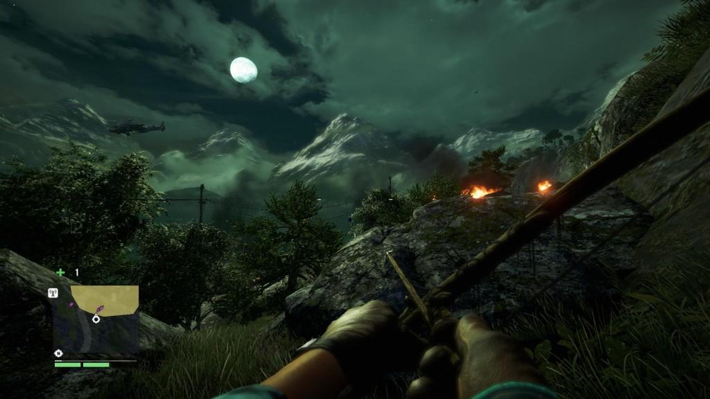 Far Cry 4 night