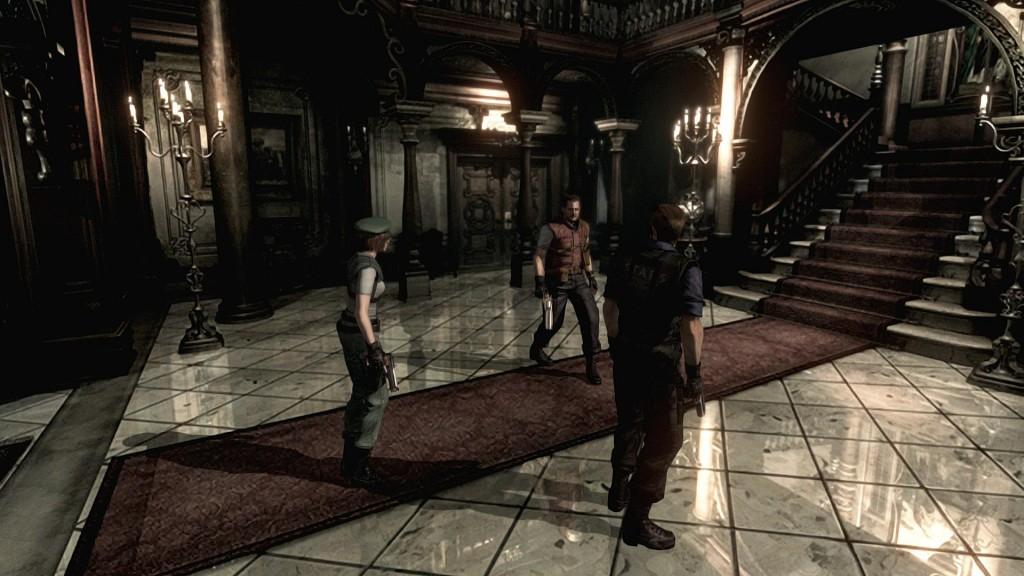 Resident Evil remake - 19