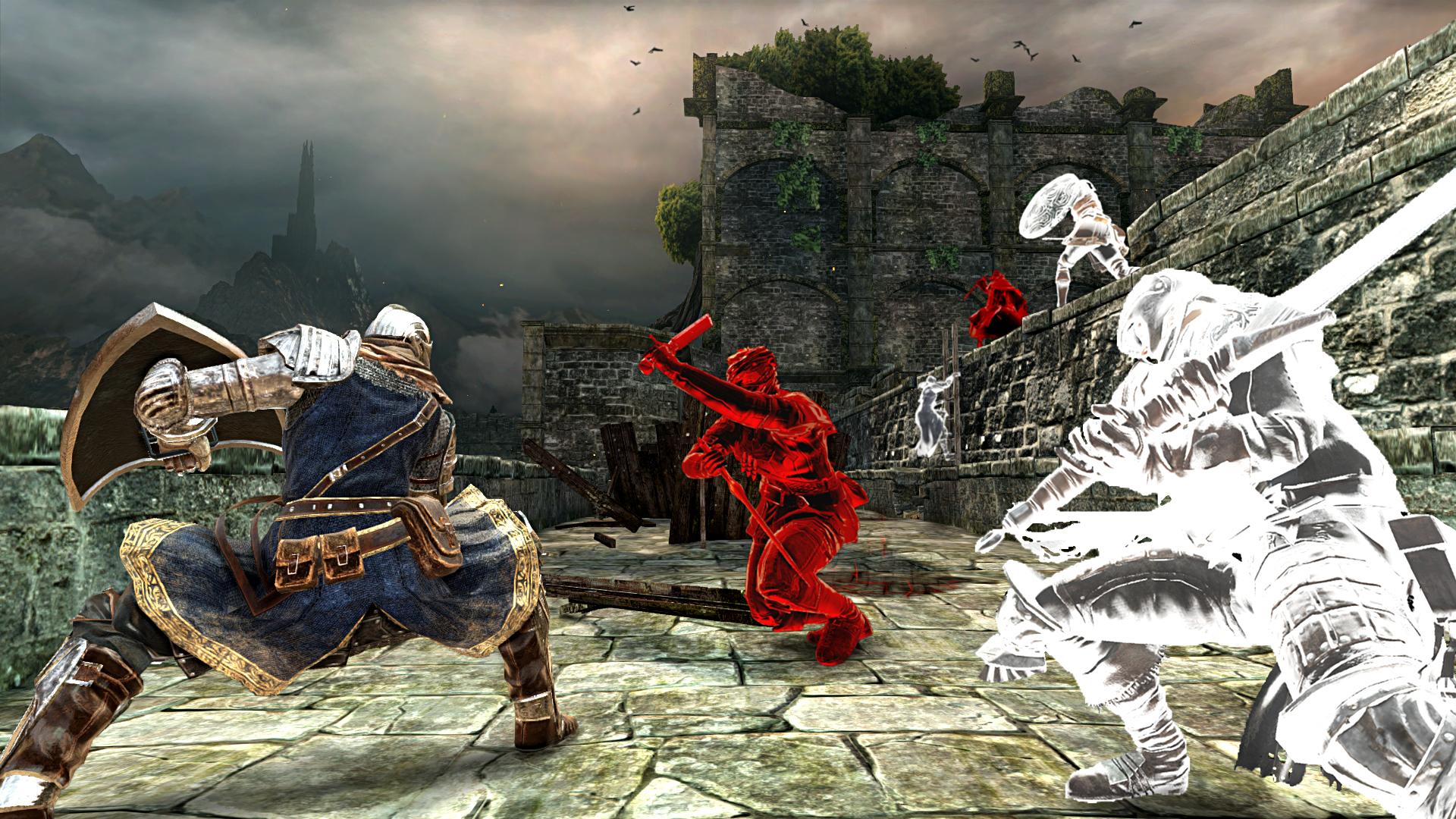 Dark Souls 2 matchmaking Soul geheugen