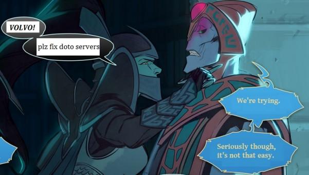 dota 2 server problems