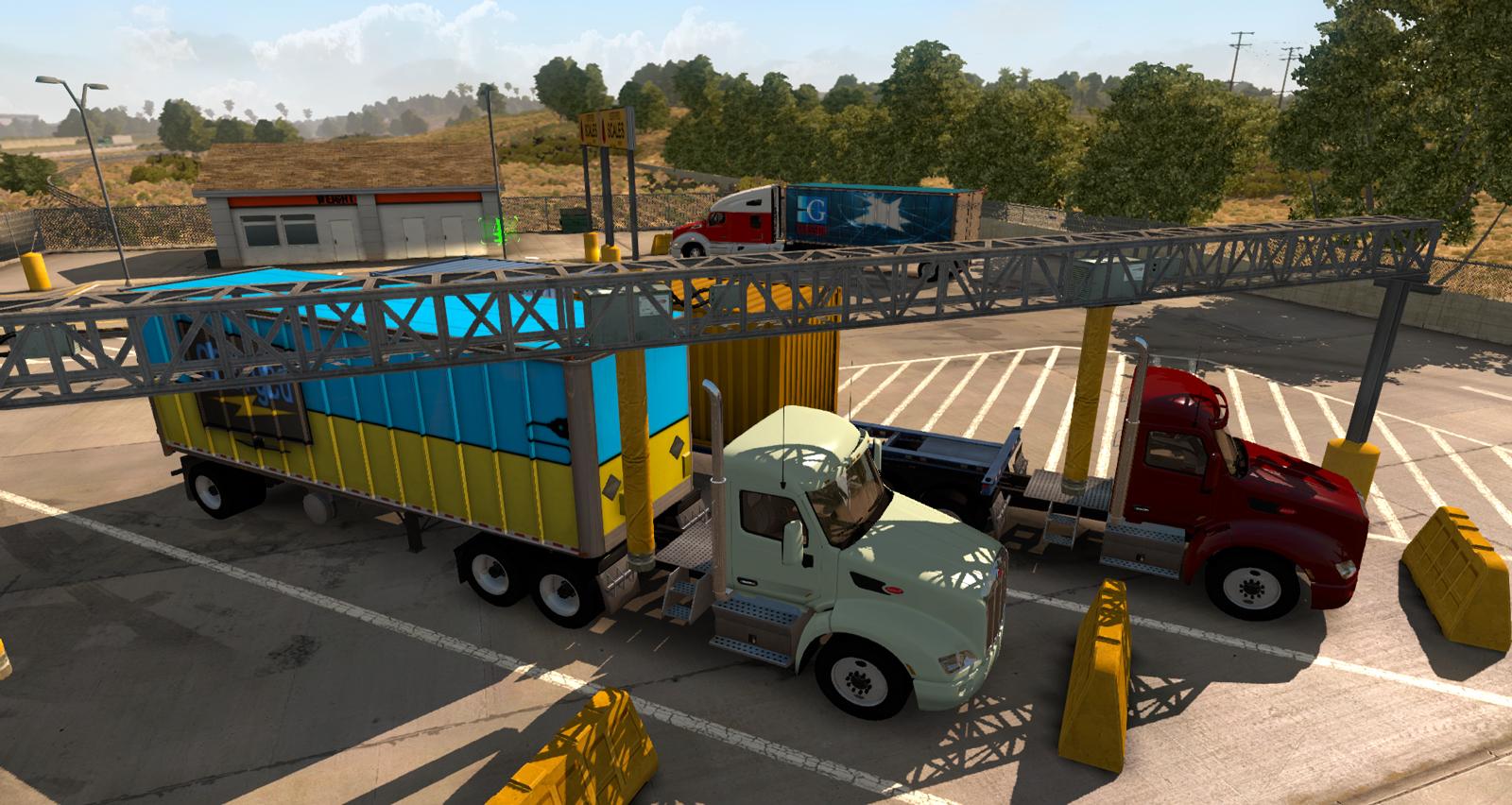 American truck simulator release date in Brisbane