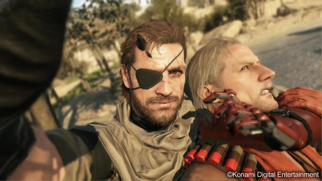 Metal Gear Online - 11