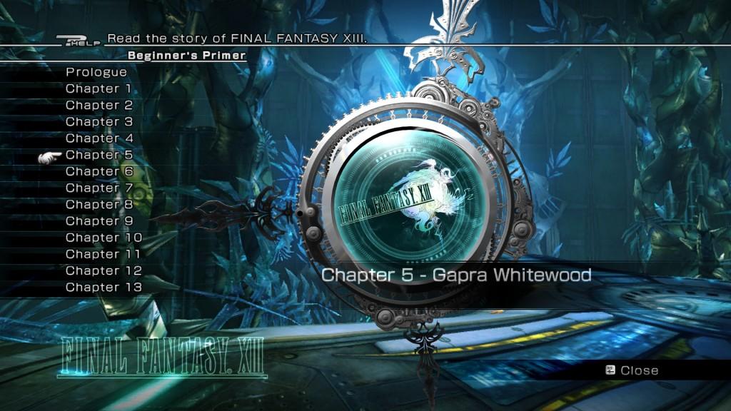 final fantasy 13-2 - 1