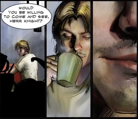 gabriel knight the temptation comic