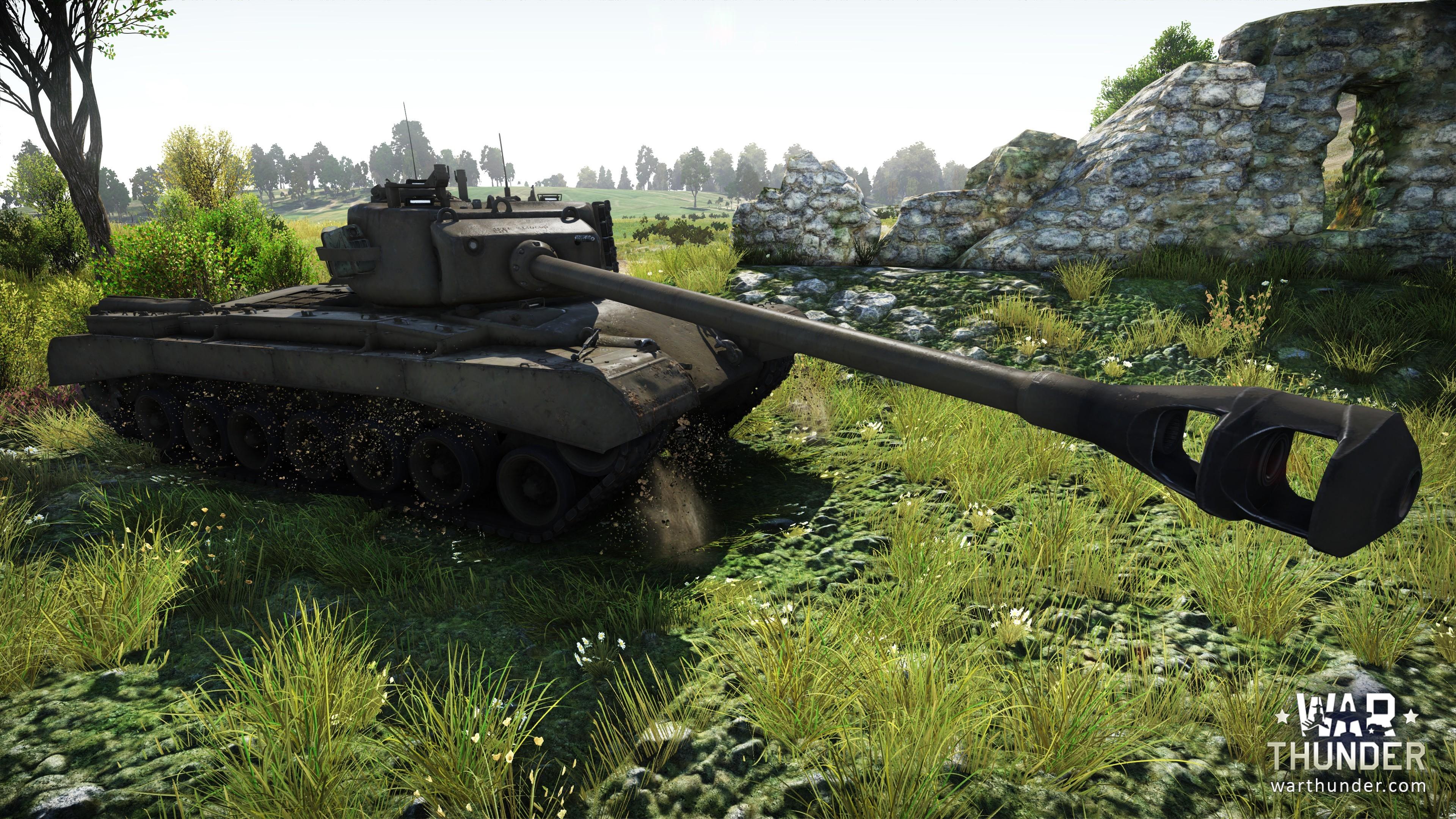 War Thunder unleashes Steel Generals update 1 45 | PC Invasion