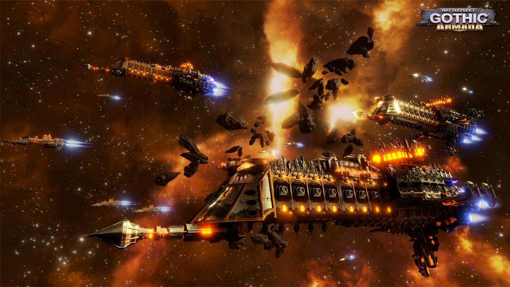 Battlefleet Gothic Armada - 02