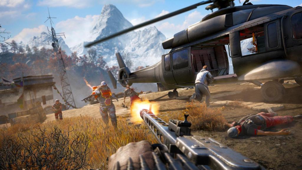 Far Cry 4 Escape from Durgesh Prison - 01