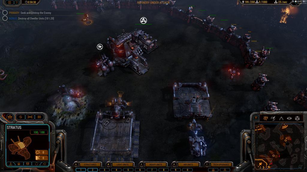 A typical  beta base