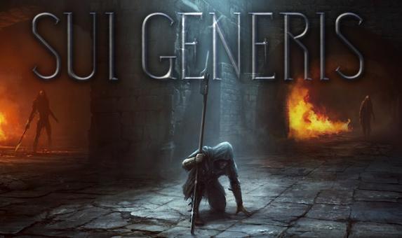 Sui Generis Cover artwork