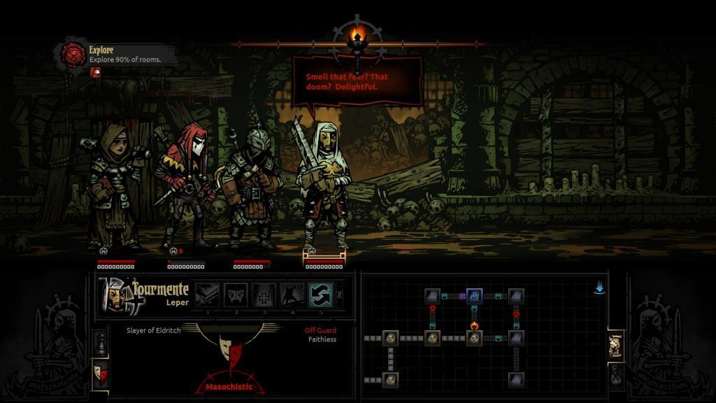 Darkest Dungeon - 6