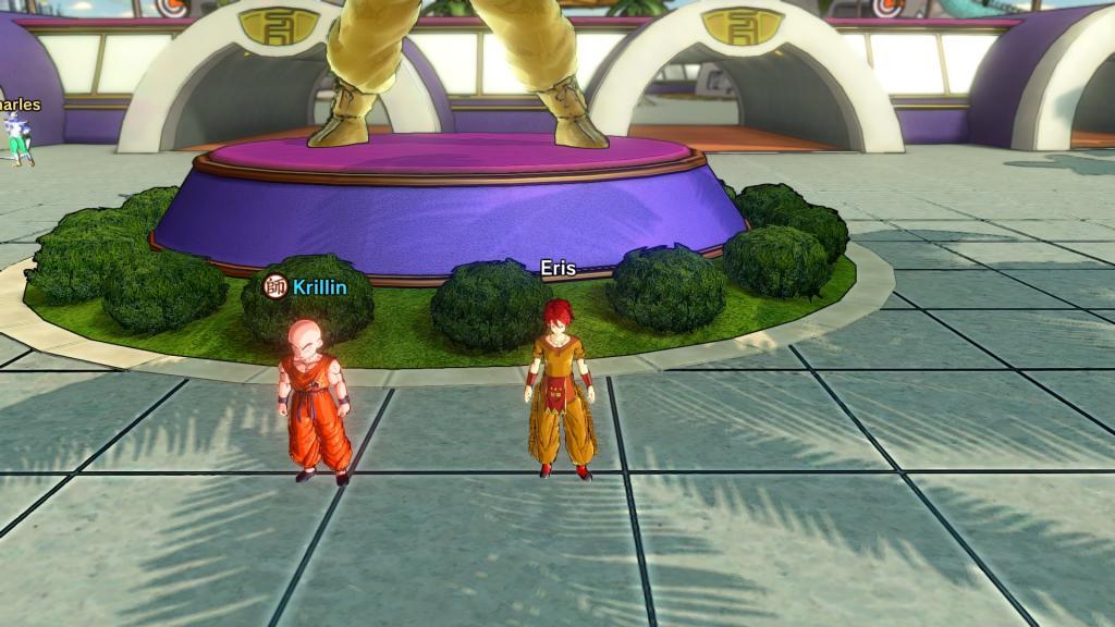 Dragon Ball Xenoverse - high detail