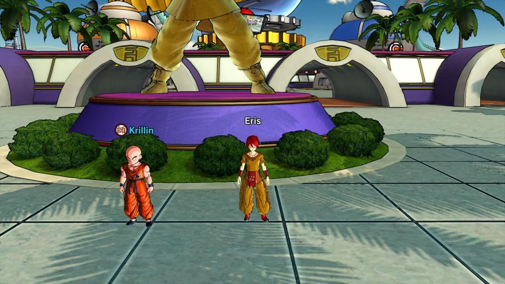 Dragon Ball Xenoverse - medium detail