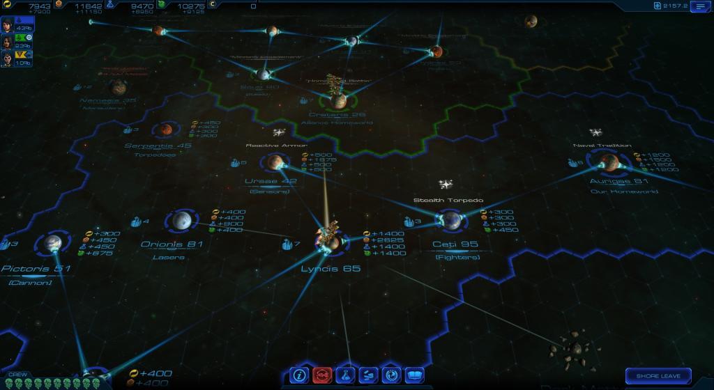 Sid Meier's Starships - 3