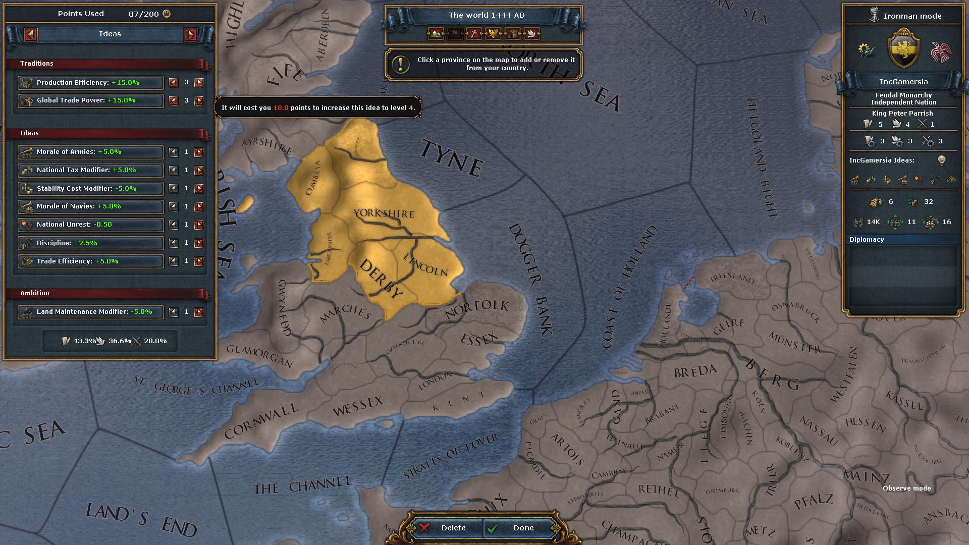 Europa Universalis IV El Dorado DLC Review | PC Invasion