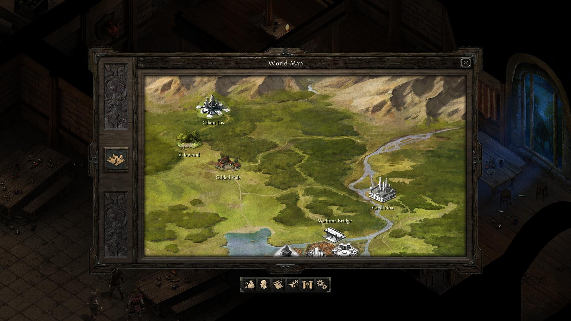 Pillars Of Eternity World Map Complete.Pillars Of Eternity Beginner S Guide Tips For Infinity Engine Rpg