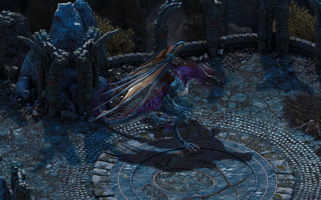 pillars of eternity dragons (3)