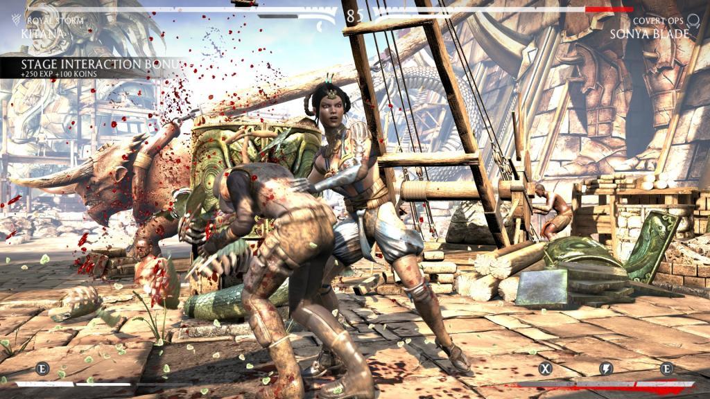 Mortal Kombat - High 1