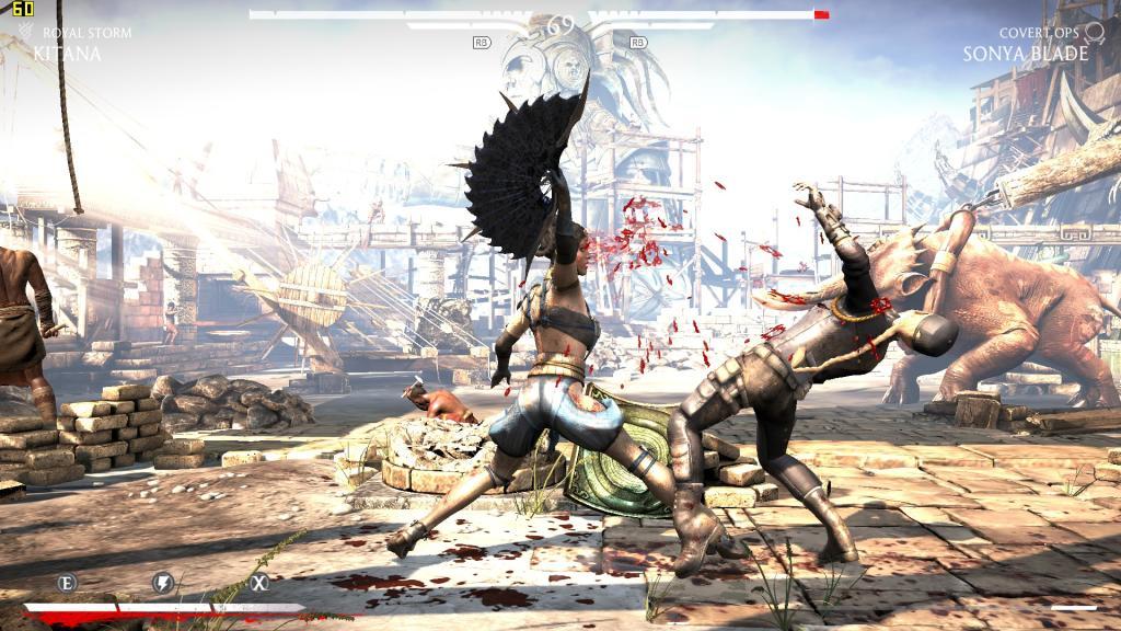 Mortal Kombat X - Low 2