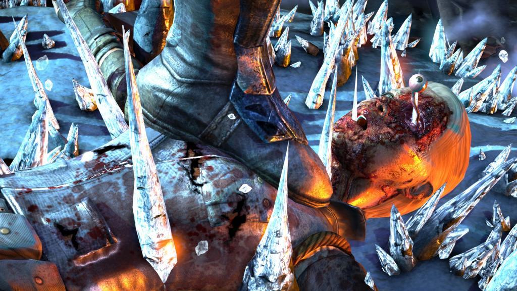 Mortal Kombat X - Sub-Zero Wins