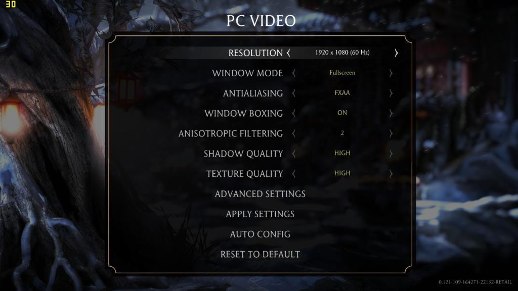 Mortal Kombat X - Visuals 1