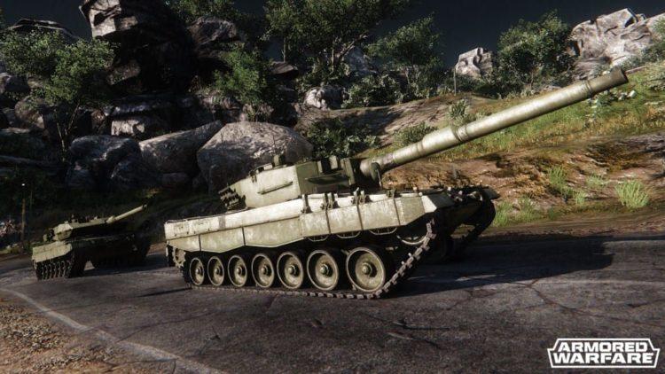 Obsidian lay off Armored Warfare staff
