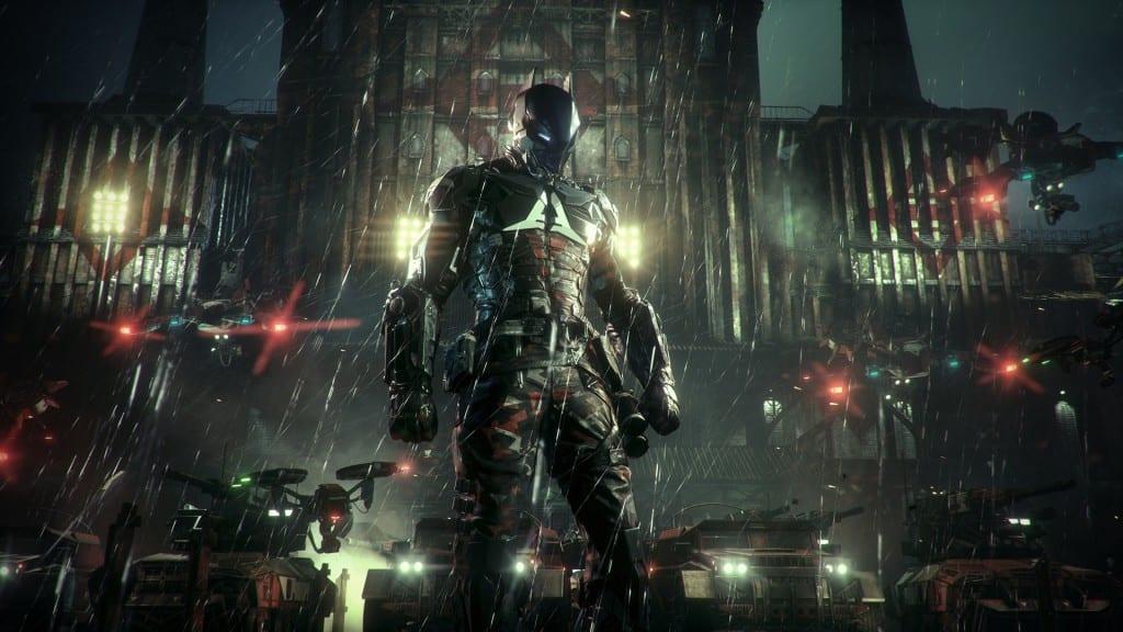 Batman: Arkham Knight PC Version Impressions