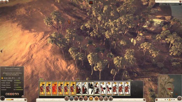A Ron Howard lookalike plays Total War: Rome II