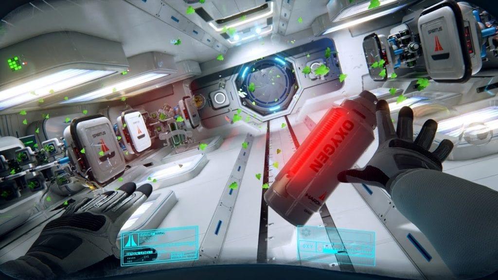 Adr1ft not an Oculus exclusive