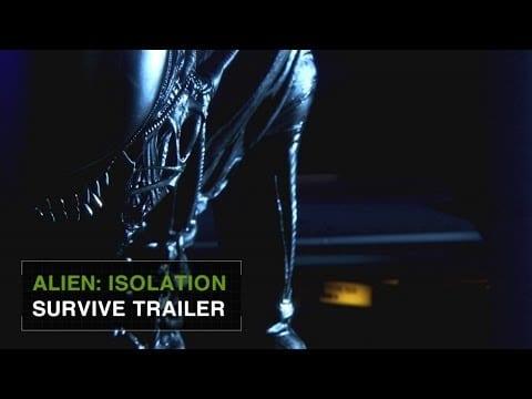 Alien: Isolation trailer focuses on the horror