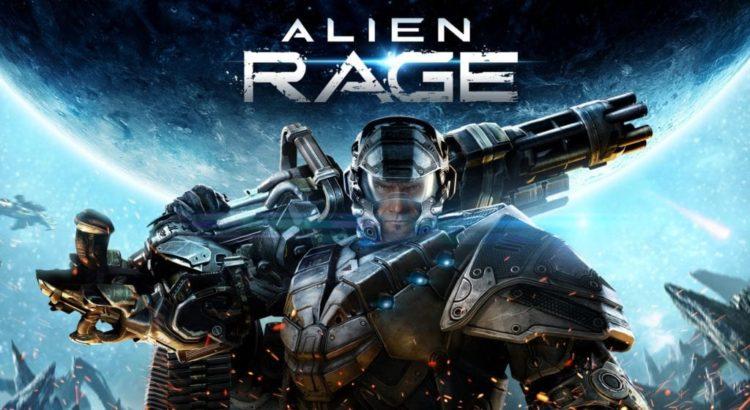 Aliens are raging in Alien Rage E3 gameplay video