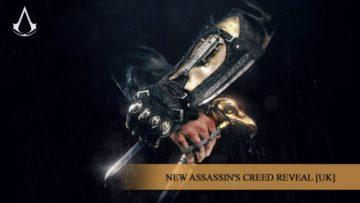 Announced: Ubisoft announces Assassin's Creed announcement