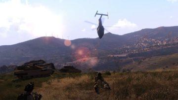 ARMA 3 new terrain debuts at E3