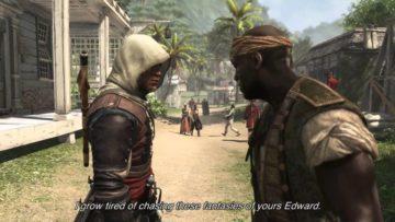 Assassin's Creed 4: Black Flag trailer discusses infamous pirates