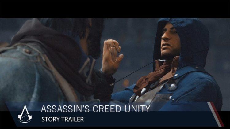 Assassin's Creed: Unity makes Napoleon British for some reason