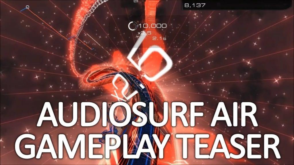 Audiosurf 2 available through Steam early access tomorrow