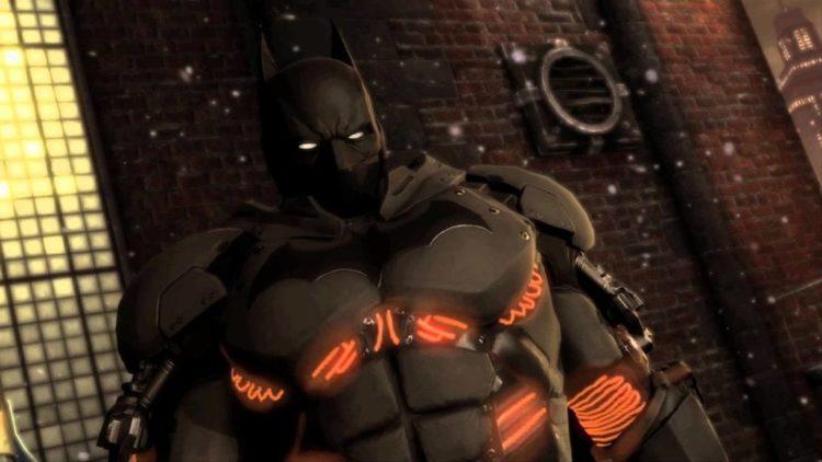 Batman: Arkham Origins – Cold, Cold Heart out today