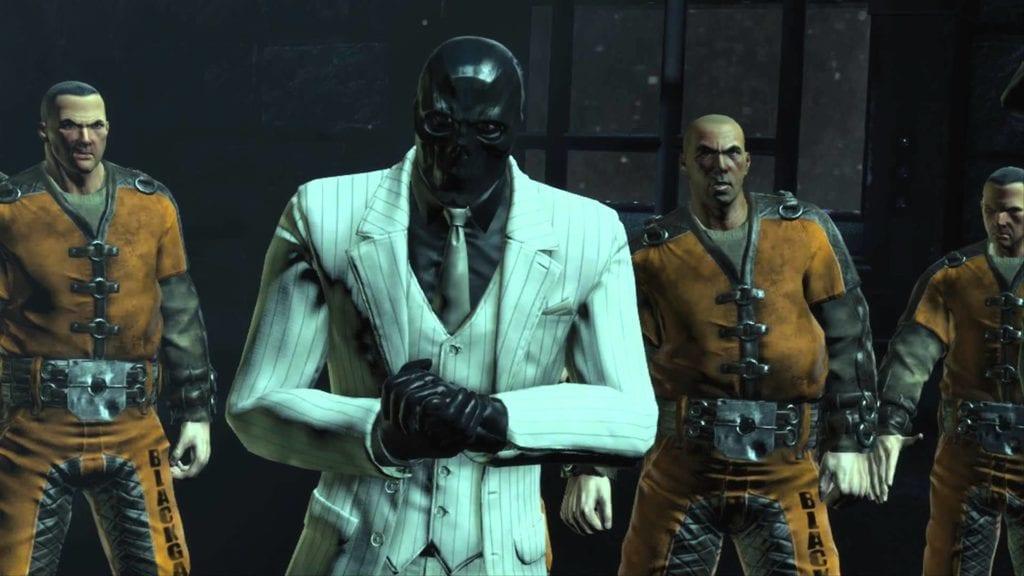 Batman: Arkham Origins launch trailer contains violence to furniture