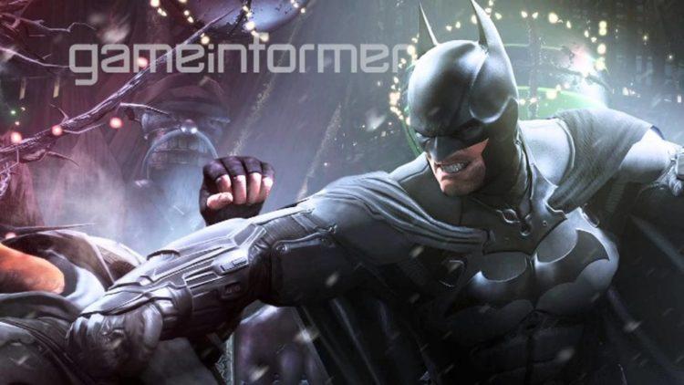 Batman: Arkham Origins releases on 25 October