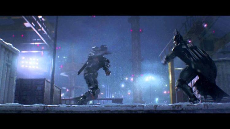Batman: Arkham Origins trailer teases trailer