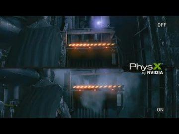 Batman: Arkham Origins video details PhysX effects