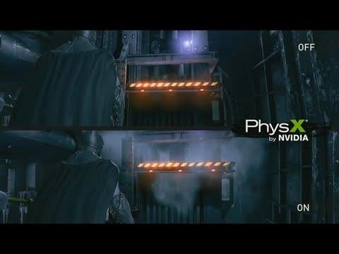 Batman: Arkham Origins video details PhysX effects   PC Invasion