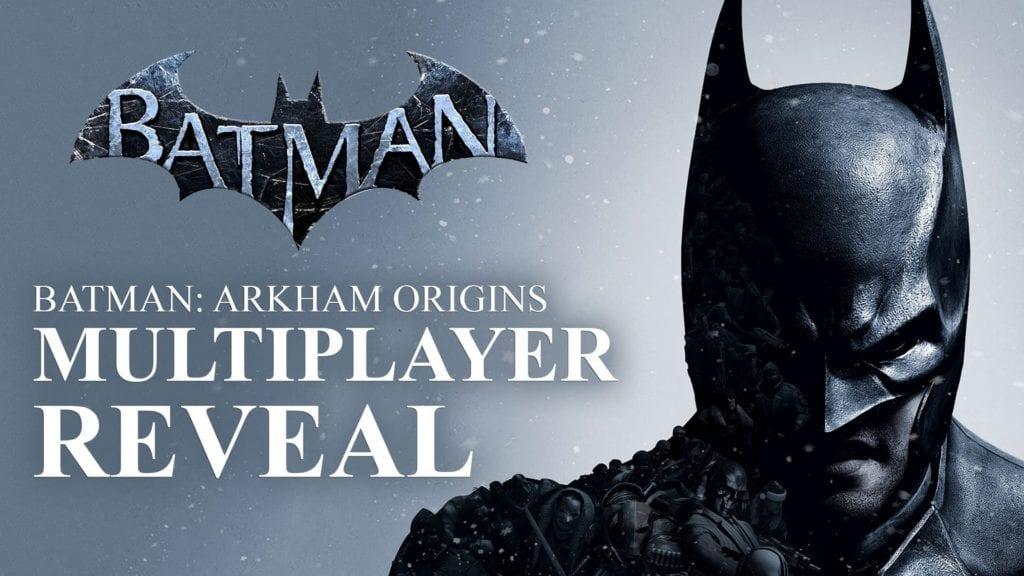 Batmen and Robins: Multiplayer confirmed for Batman: Arkham Origins